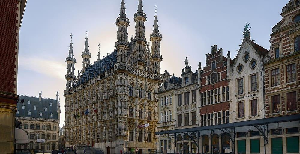 Excursiones desde Bruselas a Lovaina