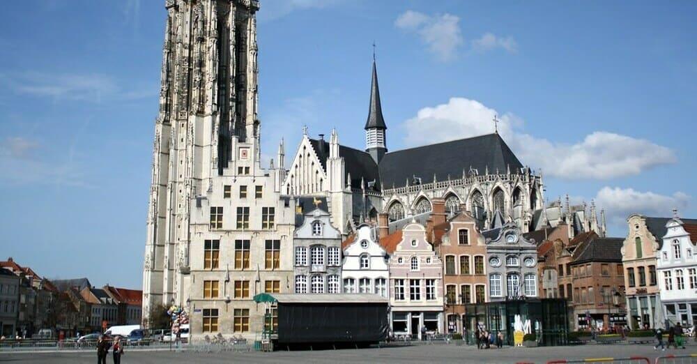 Viaja a Malinas desde la capital belga