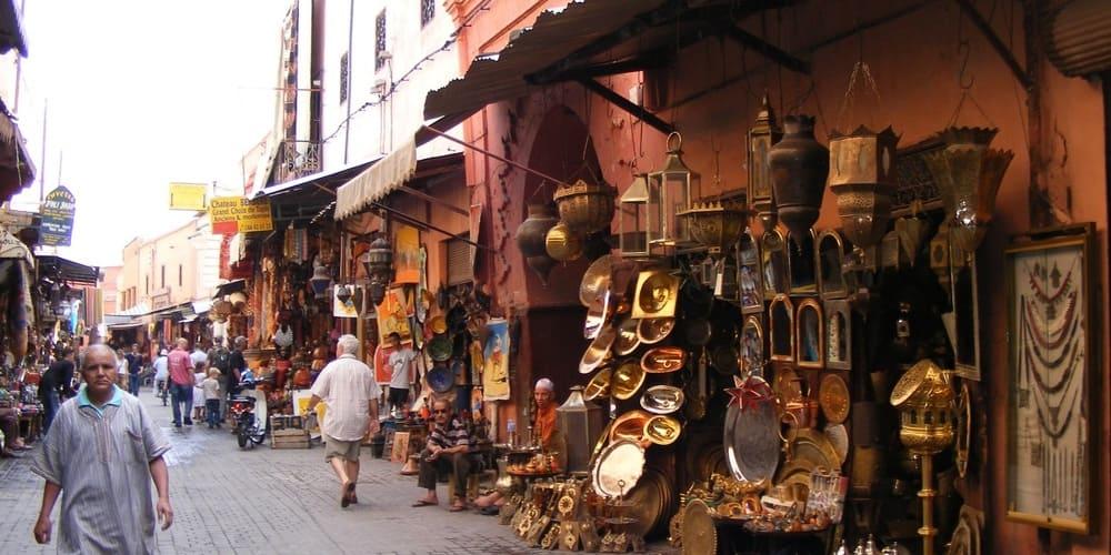 Viajar a Marrakech en diciembre