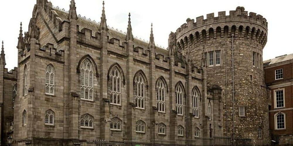 El castillo es un imprescindible de la capital de Irlanda