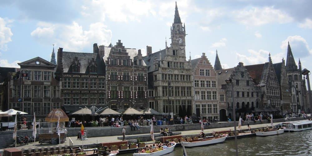 Tour en español por Gante desde Bruselas