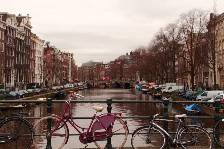 Tiempo, clima y temperatura en Ámsterdam en diciembre