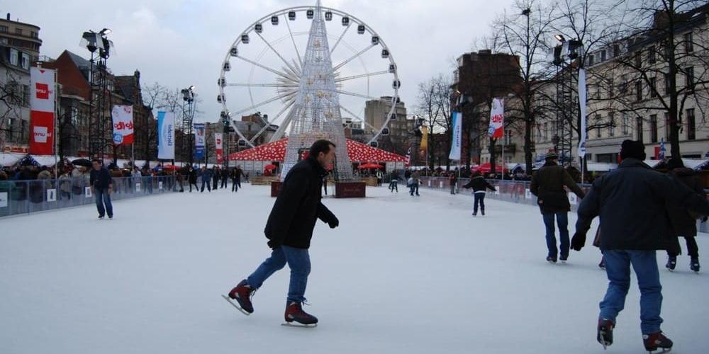 Tiempo en diciembre en Bruselas