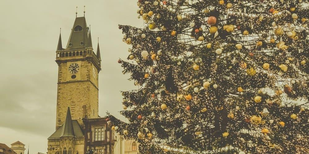 Diciembre es un buen mes para hacer turismo por Praga