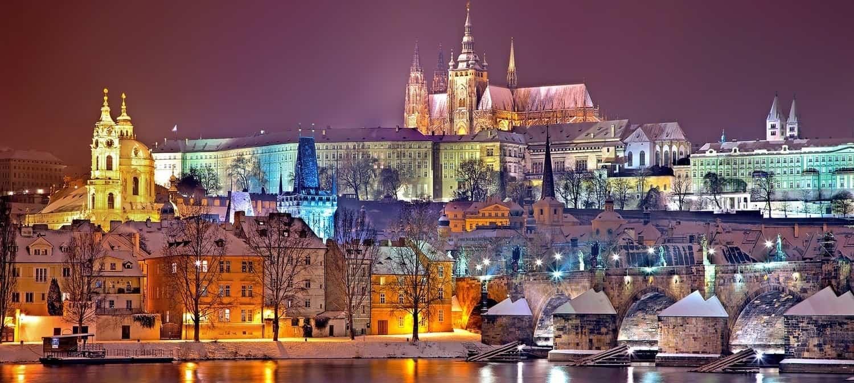 Tiempo, clima y temperatura en Praga en Noviembre