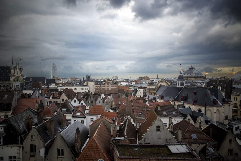 Tiempo, clima y temperatura en Bruselas en octubre