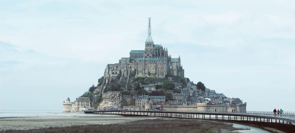 El monte Saint Michel