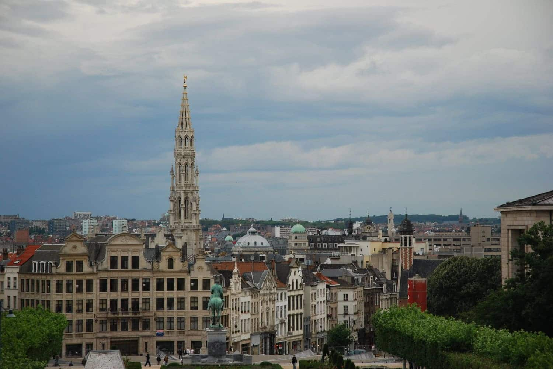 Tiempo, clima y temperatura en Bruselas en noviembre