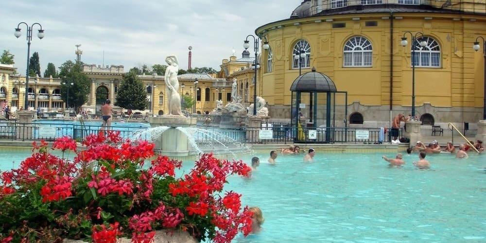 Balnearios de Budapest: Széchenyi VS Gellért