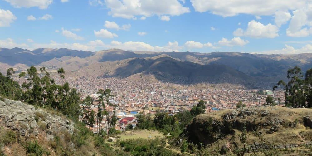 Tiempo en Cusco en marzo
