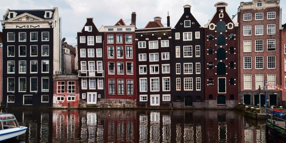 Clima y temperatura en Ámsterdam en enero