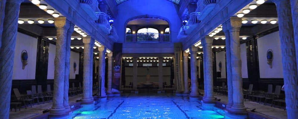 Elige tu experiencia entre los mejores balnearios de budapest