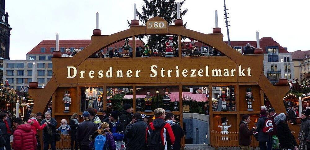 El Striezelmarkt de Dresde es el mercado navideño mas antiguo del mundo