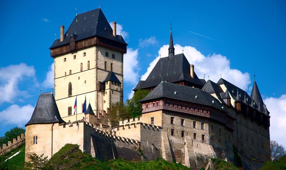 El Castillo de Karlstejn es una de las excursiones preferidas desde Praga