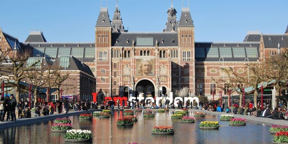 Qué hacer en Ámsterdam en enero - visitar el museo Rijksmuseum