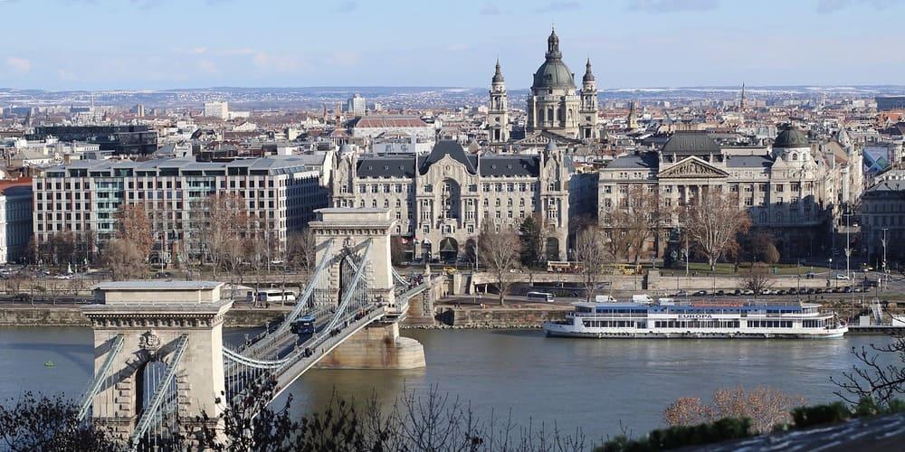 Tiempo, Clima y Temperatura en Budapest en Enero