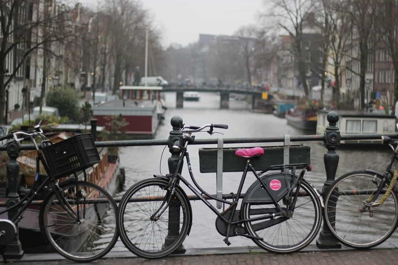 Tiempo, clima y temperatura en Ámsterdam en Enero