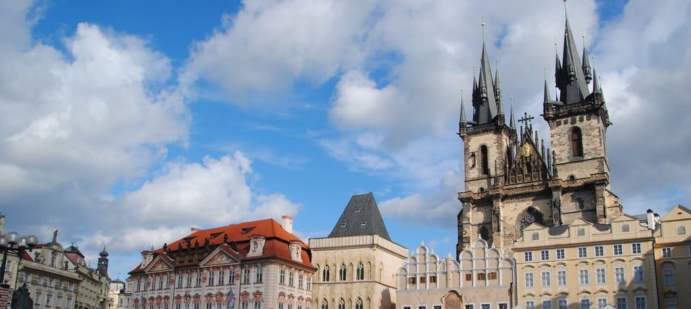 En primavera, Praga tiene más horas de sol