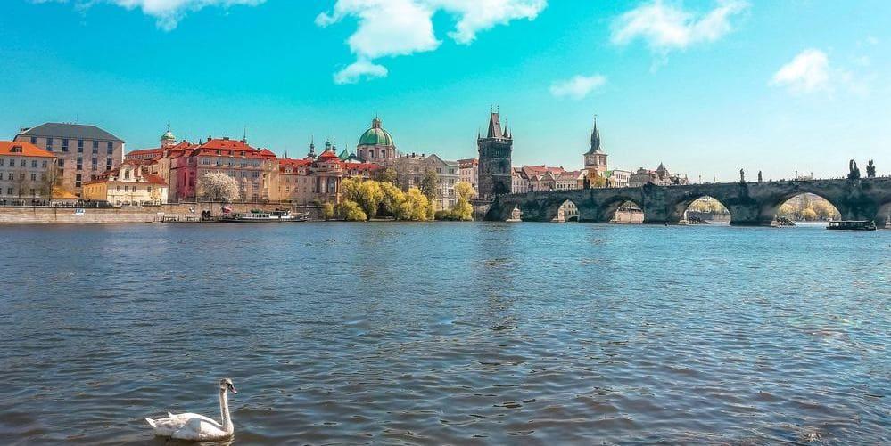 Tiempo, clima y temperatura en Praga en Marzo