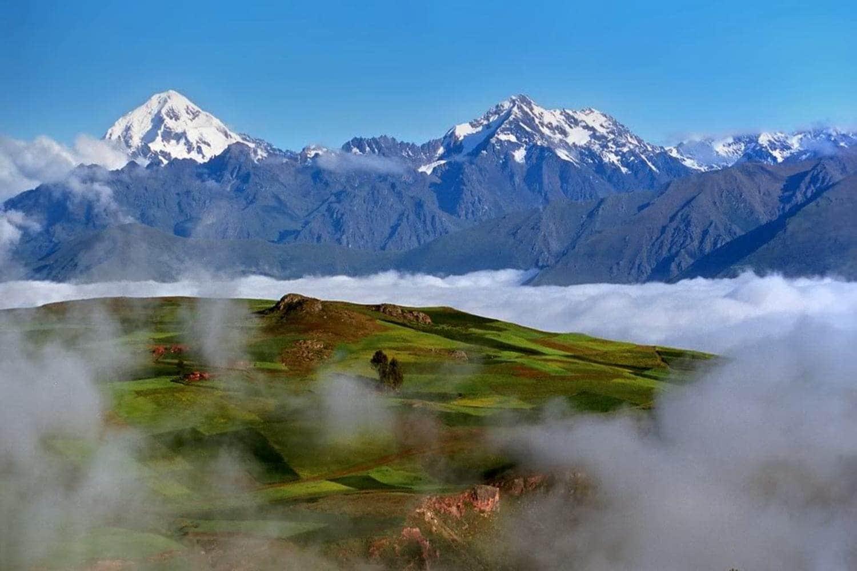 Tiempo, clima y temperatura en Cusco en Abril