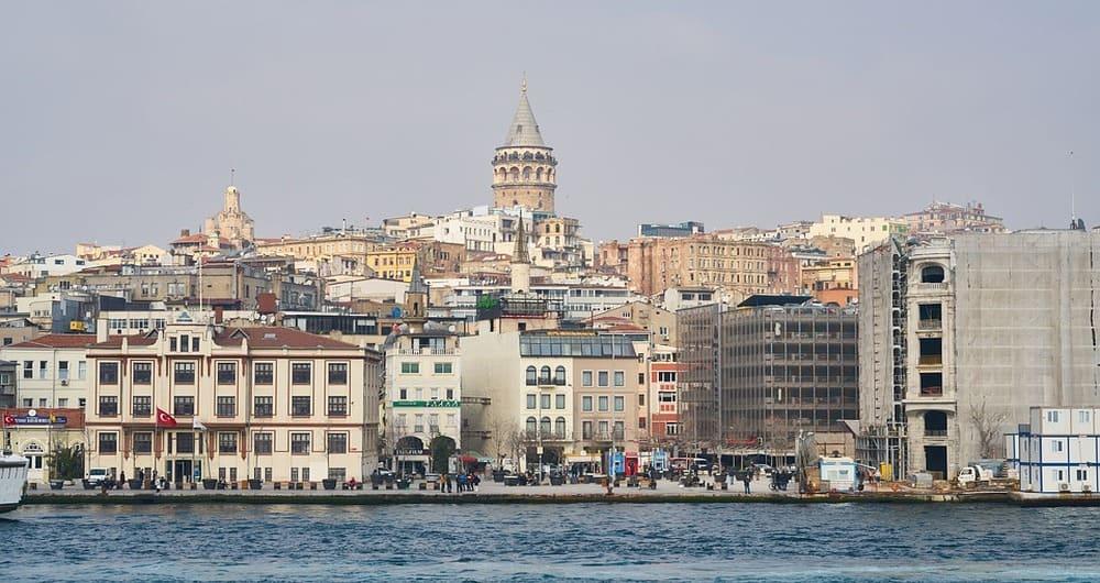 Clima y temperatura en Estambul en diciembre