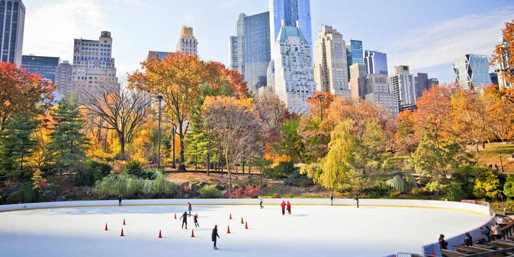 Clima y temperatura en Nueva York en diciembre