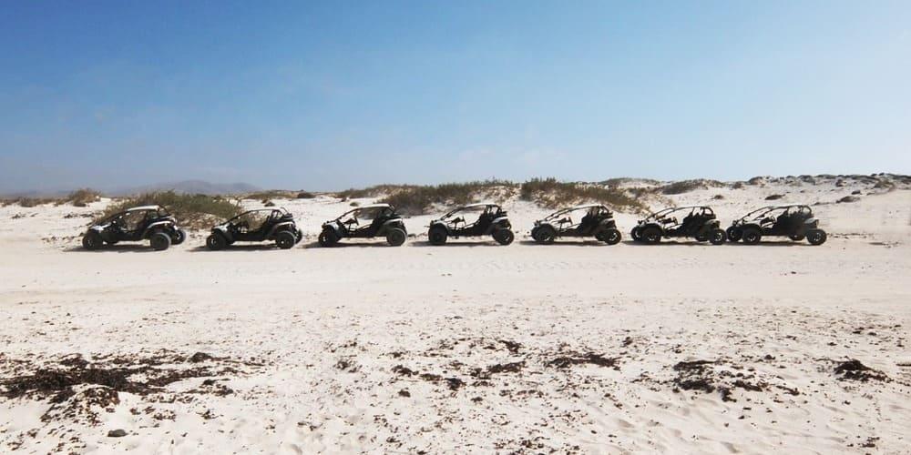 Tour en quad o buggy al desierto desde la Ciudad Roja