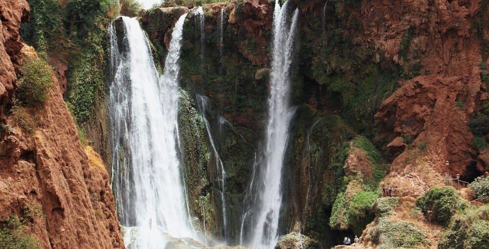 Excursiones desde Marrakech a las cascadas de Ouzoud