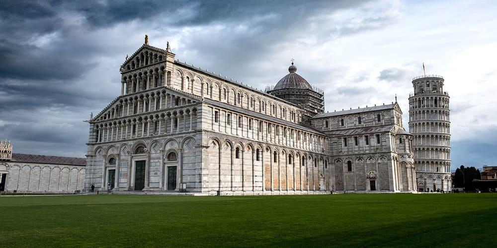 Excursión a Pisa desde Florencia en enero