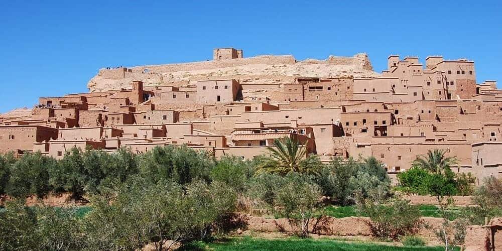 Tour a la ciudad de Ouarzazate desde Marrakech