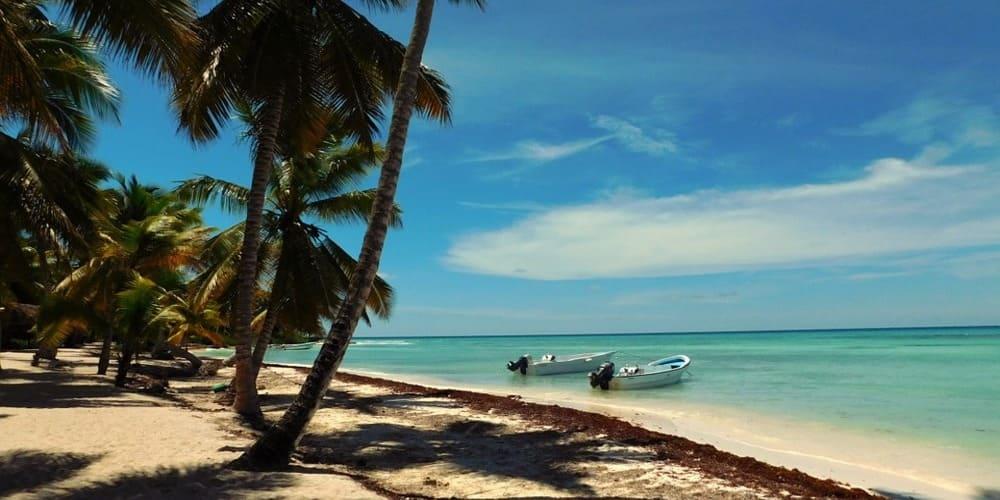 Excursión en Punta Cana a la Isla Saona