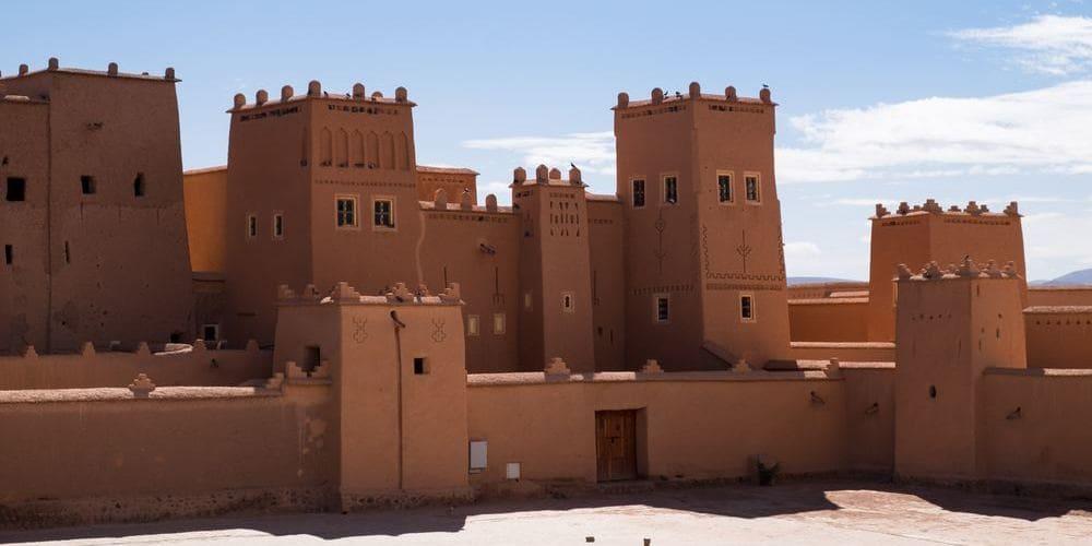 Ouarzazate, no te pierdas la excursión desde Marrakech.