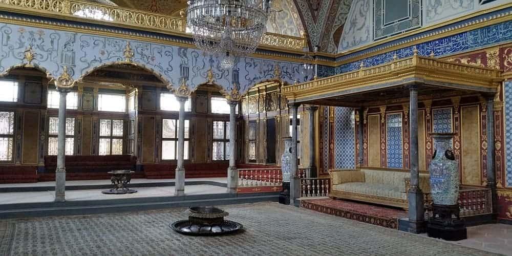 Qué hacer en Estambul en enero - visitar el Palacio Topkapi