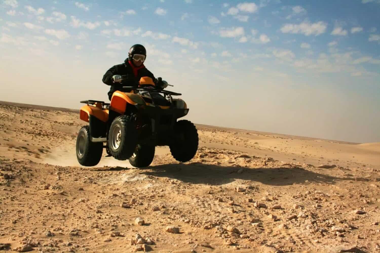 Aventura en Quad por en desierto en Marrakech