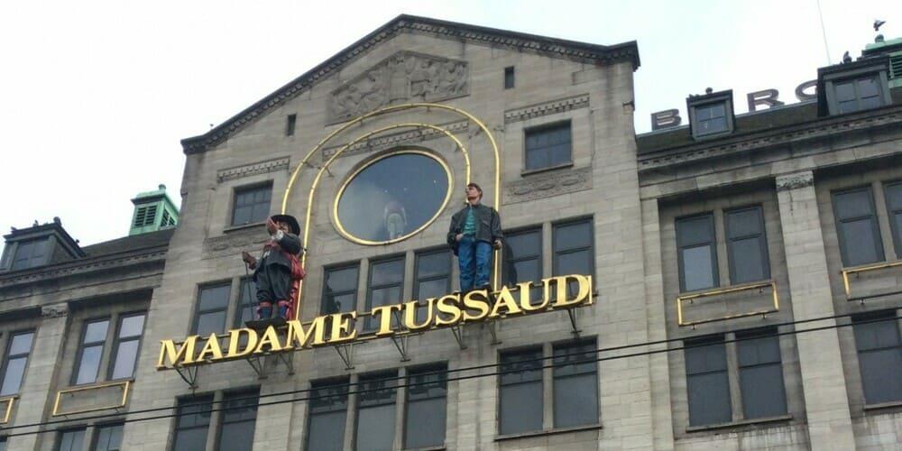 Qué hacer en Ámsterdam en febrero - visitar el museo de cera Madame Tussauds