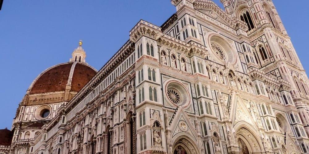 Qué hacer en Florencia en enero - visitar la Catedral o Basílica de Santa María del Fiore