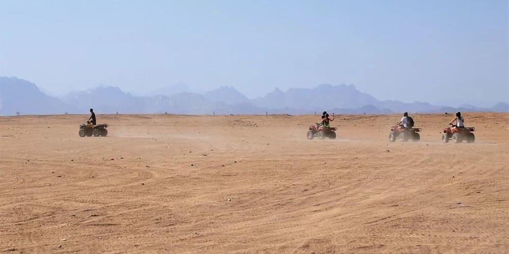 Rutas en quad por el desierto de Marrakech
