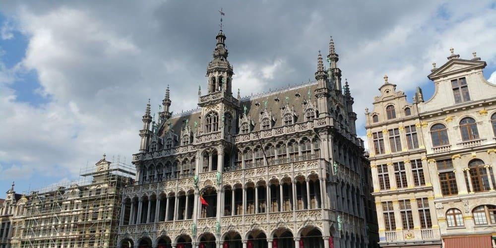 El tiempo en Bruselas en enero