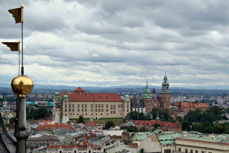 Tiempo, clima y temperatura en Cracovia en febrero