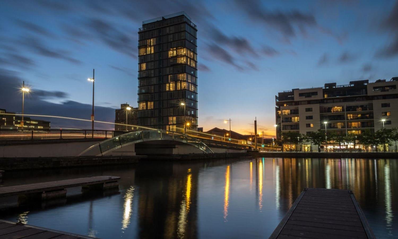 Tiempo, Clima y Temperatura en Dublín en Diciembre