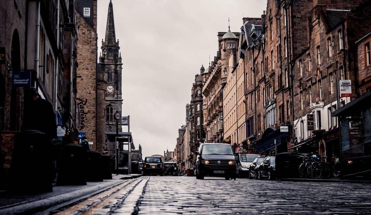 Tiempo, Clima y Temperatura en Edimburgo en Diciembre