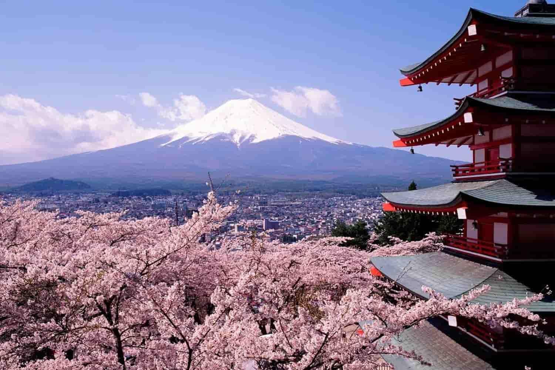Tiempo, clima y temperatura en Japón en enero