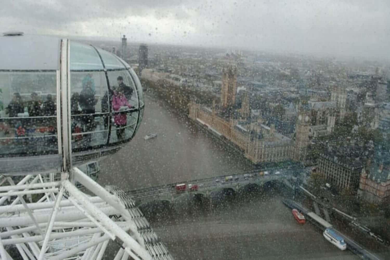 Tiempo, clima y temperatura en Londres en enero