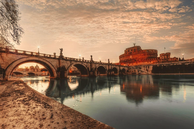 Tiempo, Clima y Temperatura en Roma en Febrero