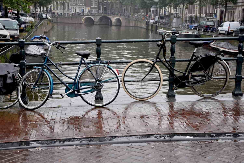 Tiempo, clima y temperatura en Ámsterdam en febrero