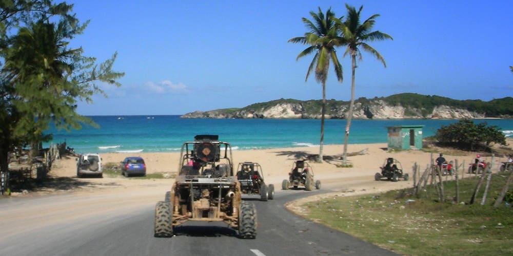 Qué hacer en Punta Cana - Tour en buggy