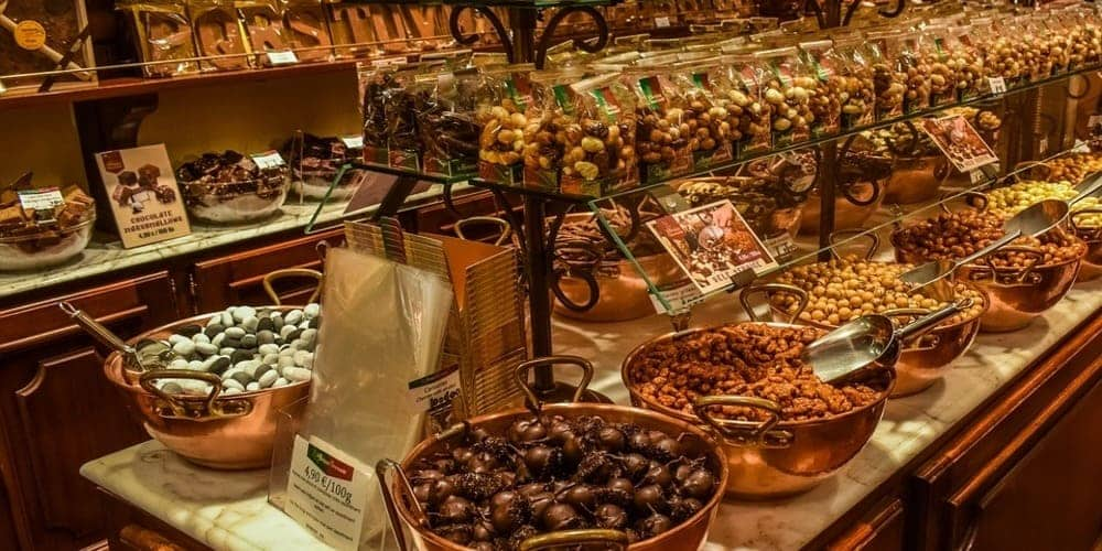 Qué ver en la capital belga - Tour del chocolate y taller