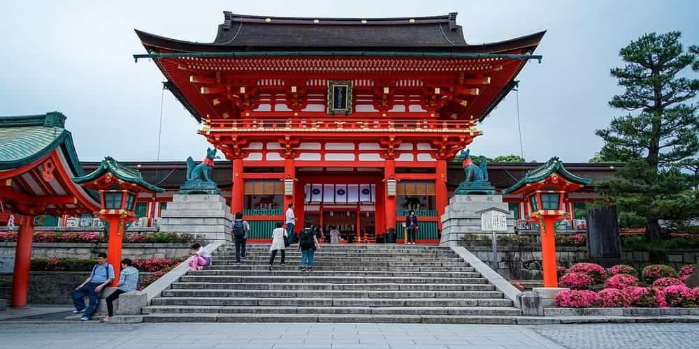 Qué hacer en enero en Japón - Tour por Kioto