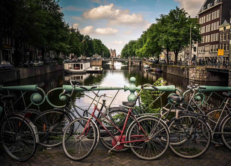 Tiempo, Clima y Temperatura en Ámsterdam en Abril