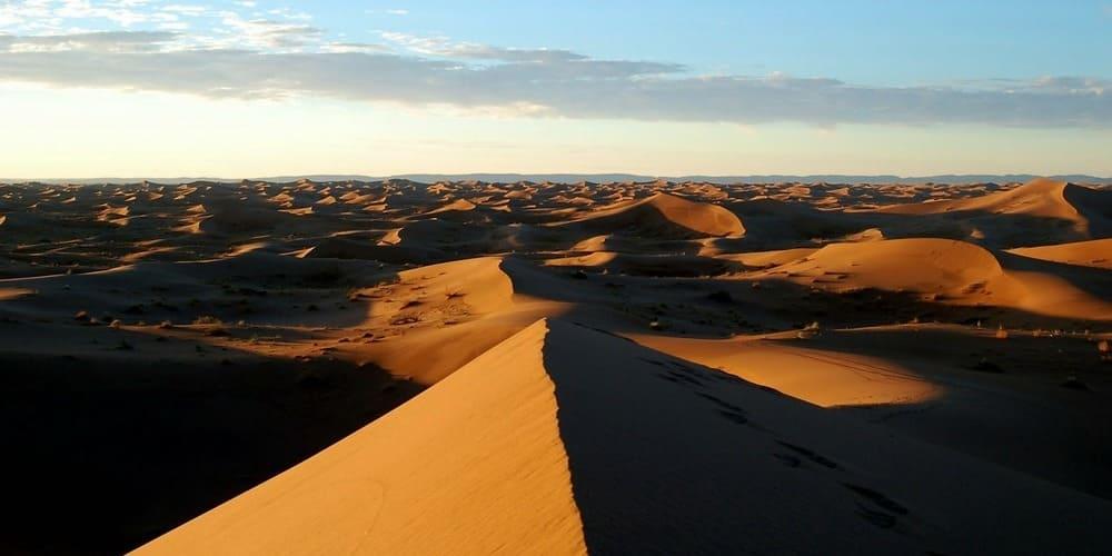 Cómo ir de Marrakech al desierto del Sáhara - Merzouga